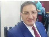 المهندس أسامة جنيدى رئيس لجنة الطاقة بجمعية رجال الأعمال المصريين
