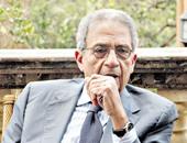 عمرو موسى الأمين العام الأسبق لجامعة الدول العربية