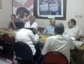 اجتماع المكتب السياسى لحزب التحالف الشعبى