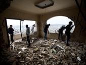 هدم منازل الفلسطينيين - صورة أرشيفية