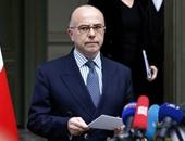 برنار كازنوف وزير الداخليه الفرنسى