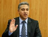النائب احمد السجينى رئيس لجنة الإدراة المحلية بالبرلمان