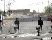 الأمن العراقى يغلق طرق بغداد
