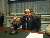 هشام الشعينى رئيس لجنة الزراعة بالبرلمان