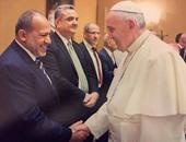 د. أسامة نبيل يلتقى بابا الفاتيكان ممثلاً للأزهر