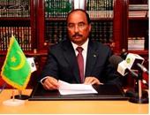 الرئيس الموريتانى محمد ولد عبدالعزيز