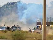 جانب من العنف فى ليبيا