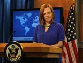 جنيفر بساكى المتحدثة الرسمية باسم الخارجية الأمريكية