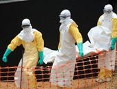 مريض إيبولا ـ صورة أرشيفية