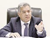 ممدوح الدماطى وزير الآثار