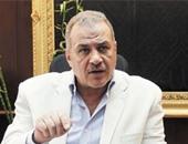 اللواء محمود فاروق مدير مباحث الجيزة