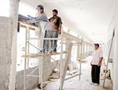 صيانة مدارس - أرشيفية