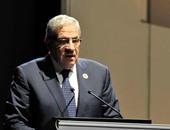 المهندس إبراهيم محلب رئيس الحكومة