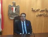 المستشار محمد ياسر أبو الفتوح أمين عام لجنة حصر أموال الإخوان
