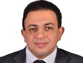 حاتم عامر الرئيس التنفيذى لشركة املاك للتمويل والاستثمار العقارى