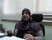 سمية خليل رئيس مركز ومدينة الخارجة بالوادى الجديد