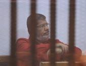 مرسى بقضية التخابر مع قطر- ارشيفية