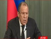 وزير الخارجية الروسى سيرجى لافيروف