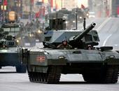 الدبابة أرماتا الروسية
