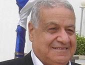 الفريق جلال هريدى رئيس حزب حماة الوطن