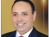 تيسير مطر رئيس حزب الدستورى الحر الاجتماعى