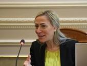 سها سليمان الأمين العام للصندوق الاجتماعى للتنمية