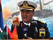 الناطق باسم القوات البحرية الليبية العميد بحار أيوب قاسم