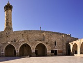 المسجد العمرى فى غزة