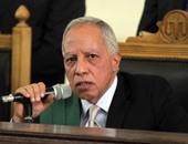 المستشار معتز خفاجى رئيس محكمة جنايات الجيزة