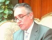 المستشار محمود الشريف المتحدث الرسمى باسم الهيئة الوطنية للانتخابات