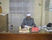 الشيخ محمد صالح وكيل وزارة الأوقاف بالأقصر