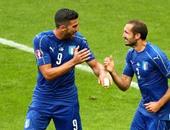 فرحة نجوم إيطاليا