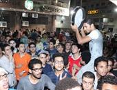 طلاب الثانوية العامة يتظاهرون ضد وزير التعليم بالمحافظات