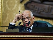 على عبد العال رئيس مجلس النواب