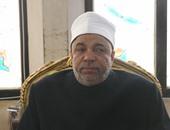 الشيخ جابر طايع يوسف رئيس القطاع الدينى بوزارة الأوقاف