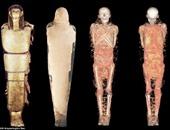 مومياوات مصرية