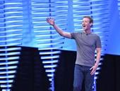 مارك زوكربيرج المدير النتفيذي لفيس بوك