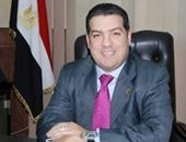 شريف خالد الرئيس التنفيذى لشركة فالكون للحراسات