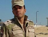 الشهيد الملازم محمد عادل عبد العظيم حلاوة