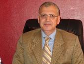 المهندس مصطفي مجاهد رئيس شركة مياة القليوبية