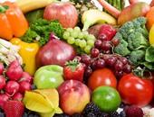 خضراوات وفاكهة