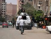 تأمين قوات الأمن لميدان المطرية - أرشيفية