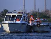 حملات أمنية على المراكب النيلية - أرشيفية