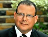 مجدى البدوى رئيس نقابة العاملين بالصحافة