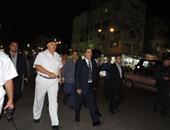 اللواء هشام لطفى مساعد وزير الداخلية لأمن مطروح