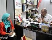 لقاء محرره اليوم السابع برئيس شعبة المخابز