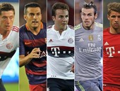 5 لاعبين مرشحين لخلافة دى ماريا