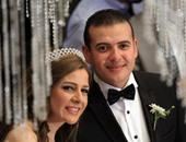 حفل زفاف الزميلة سمر مرزبان ومحمد عبد اللاه