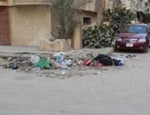 انتشار القمامة