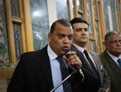 أحمد الفضالى رئيس جمعية الشبان المسلمين